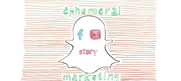 Wat is ephemeral marketing en hoe pas je het toe?