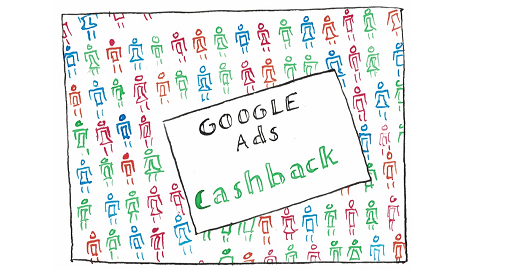 Google adwords cashback