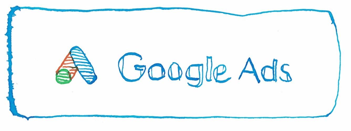 Google Ads staat op stap 6 van het stappenplan voor online succes